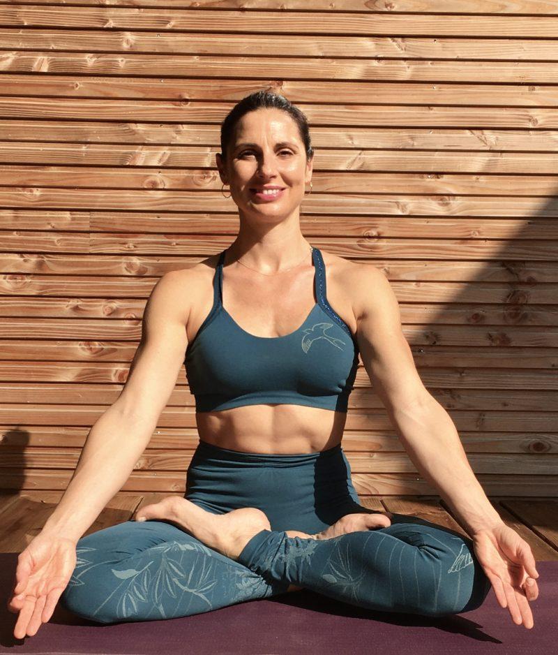 Portrait de Yogi - Ashtanga Yoga Nantes
