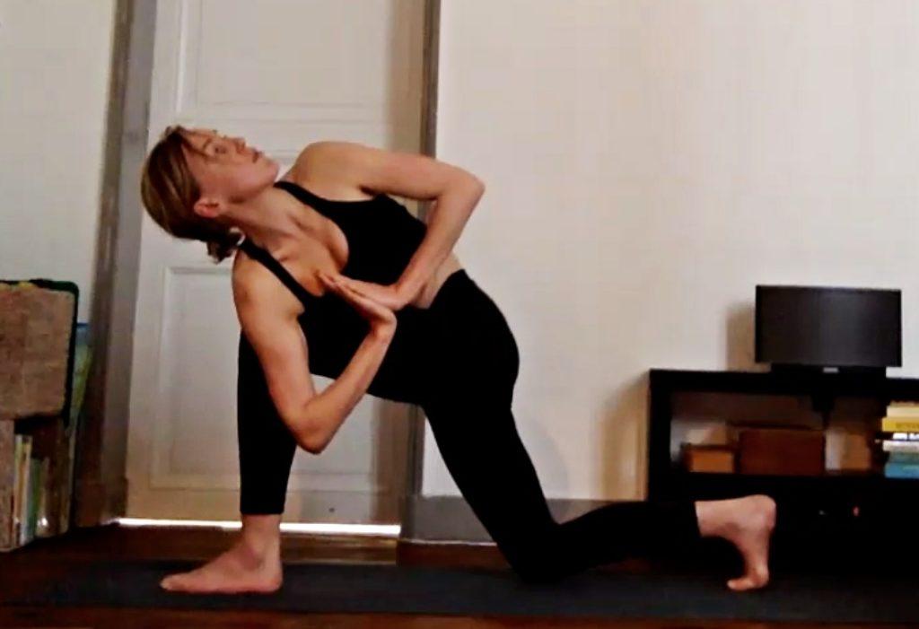 ashtanga yoga, cours débutant